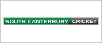 South Canterbury Cricket logo