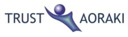 Welcome to Trust Aoraki Limited Logo
